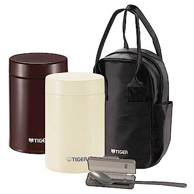 TIGER虎牌 750cc不鏽鋼真空食物罐(MCJ-A075_e)