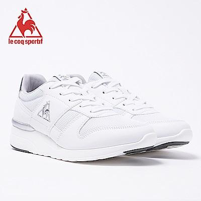 le coq sportif  LA SEINE LIFT運動鞋 女-白