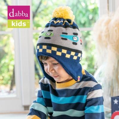【DabbaKids】美國瓦拉針織帽 -賽車高手