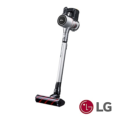 LG CordZero? A9+ 快清式無線吸塵器A9PBED2X(晶鑽銀)