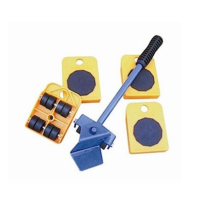 生活king 家具移動器/搬運器(5件組)