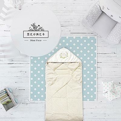 【Mini Pixie有機棉】嬰兒安撫包巾 (共2色可選)