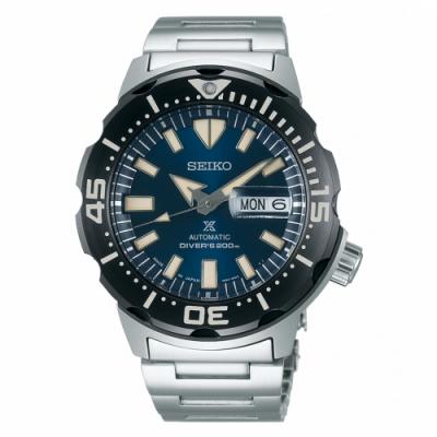 SEIKO PROSPEX潛水機械腕錶4R36-07B0B/SRPD25J1