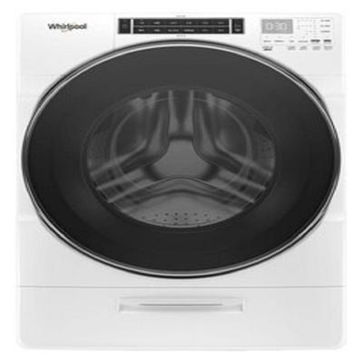 110/8/31 前送好禮~Whirlpool 惠而浦 17公斤 Load & Go蒸氣洗滾筒洗衣機 8TWFW8620HW