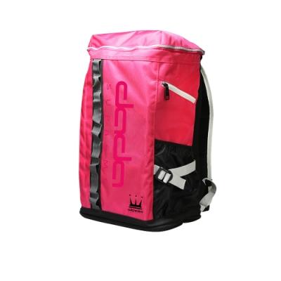 【DADA】單色潮流跑步運動裝備包-粉桃