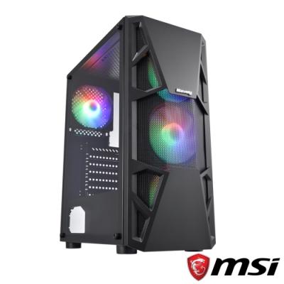 微星B550平台[絕式武士]R5_5600X/8G/GTX1050TI/500G_M2