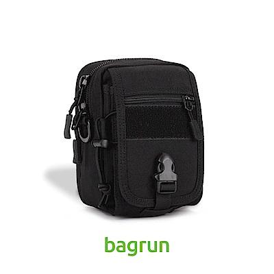 bagrun 都會玩家軍規多功能小包