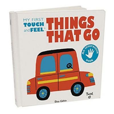Things That Go 我的第一本觸摸書:交通工具篇