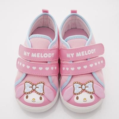 HelloKitty童鞋 美樂蒂-雙絆帶休閑鞋款 SE20910粉(中小童段)