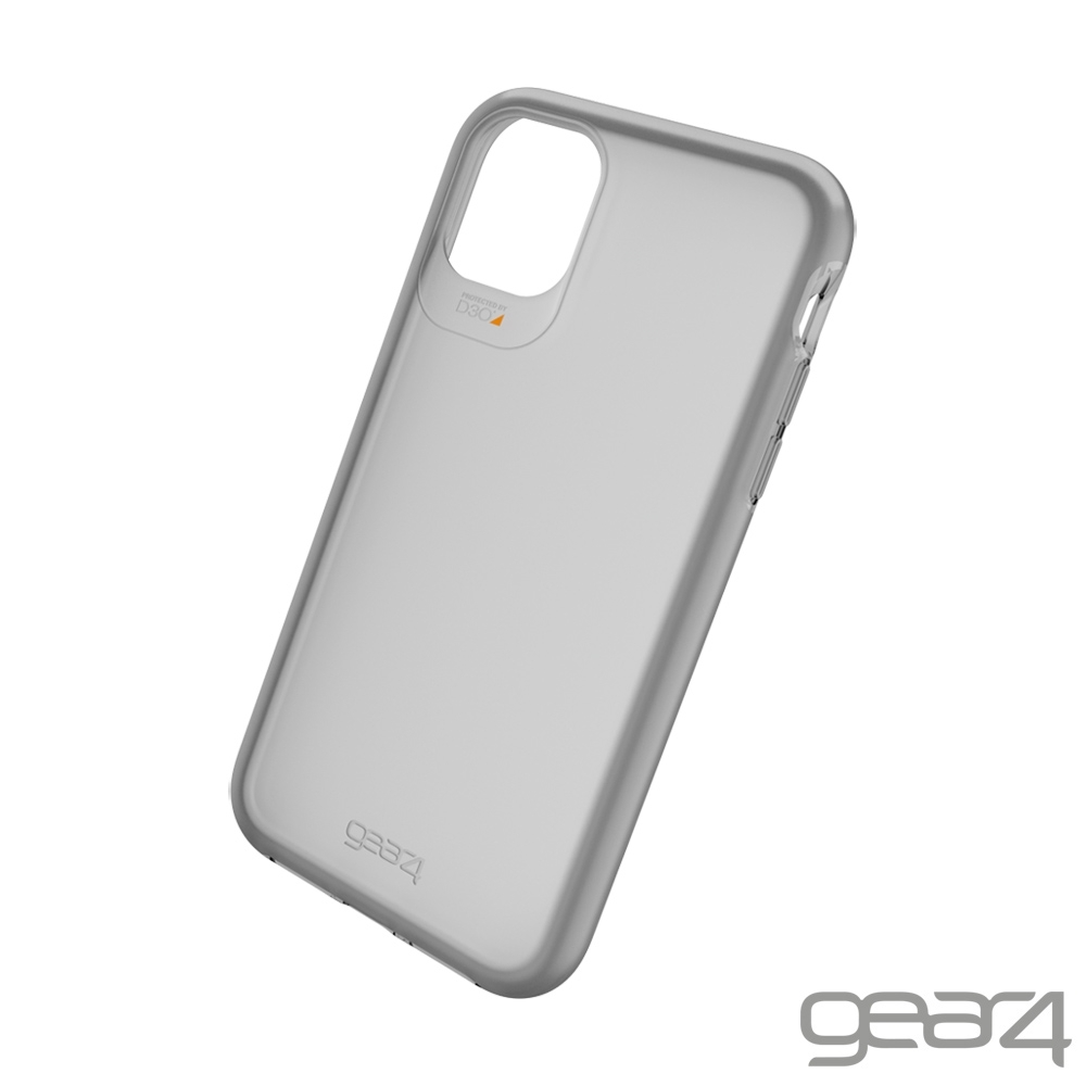 Gear4 Hampton iPhone 11 Pro 霧透黑防摔保護殼