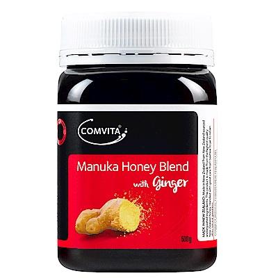 【Comvita 康維他】生薑麥蘆卡蜂蜜500g