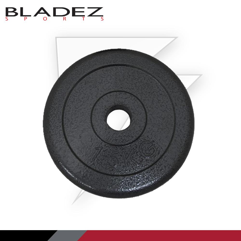 【BLADEZ】1.5 KG 複合鐵槓片(四入)