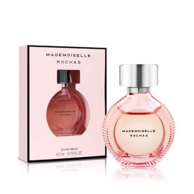*ROCHAS MADEMOISELLE 羅莎小姐女性淡香水 4.5ml
