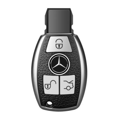 QinD Mercedes-Benz 賓士車鑰匙保護套(B款)