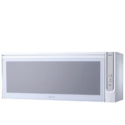 (全省安裝)櫻花懸掛式臭氧殺菌烘碗機90cm烘碗機白色Q-7565AWXL