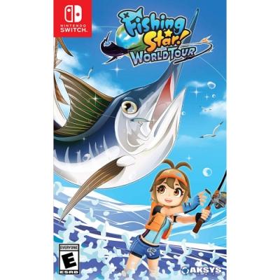 釣魚明星世界巡迴賽 中文版 Nintendo Switch