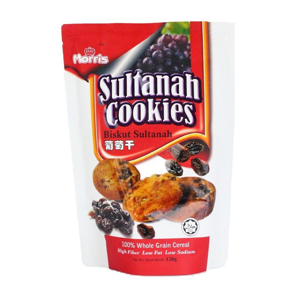 Sultanah Cookies 葡萄乾曲奇餅(120g)