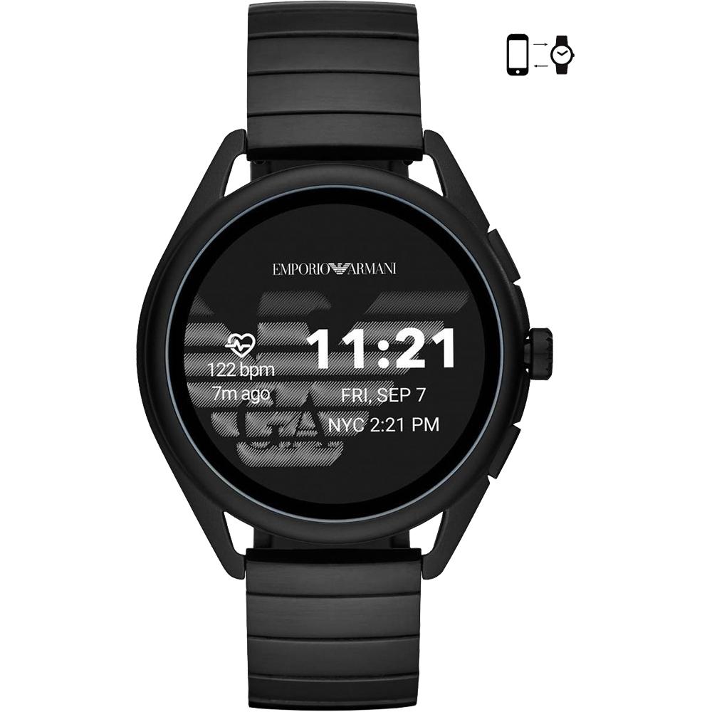 Emporio Armani 亞曼尼 觸控智能手錶(ART5020)-44mm