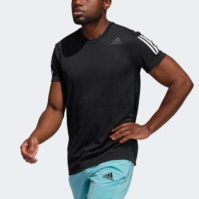 ADIDAS 上衣 短袖上衣 運動 健身 男款 黑 GT8259 HEAT.RDY WARRIOR