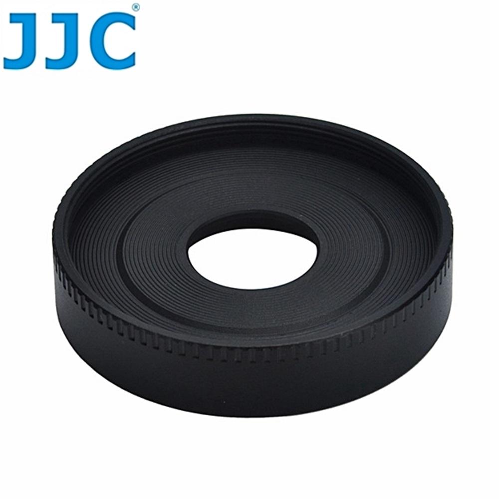 JJC副廠Canon佳能LH-22遮光罩,相容ES-22適EF-M 28mm f/3.5 Macro IS STM