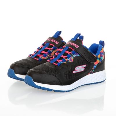 SKECHERS 女童系列 TREAD LITE 防水運動鞋 - 302418LBLK