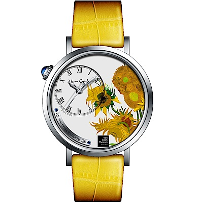 梵谷Van Gogh Swiss Watch梵谷演繹名畫女錶(S-SLS-01)