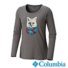 Columbia 哥倫比亞 女款- 狐狸印花長袖T恤 -4色