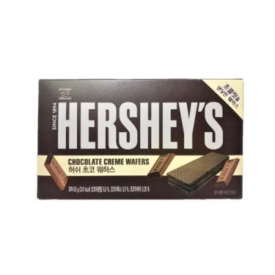 【Hershey s】巧克力威化餅63g