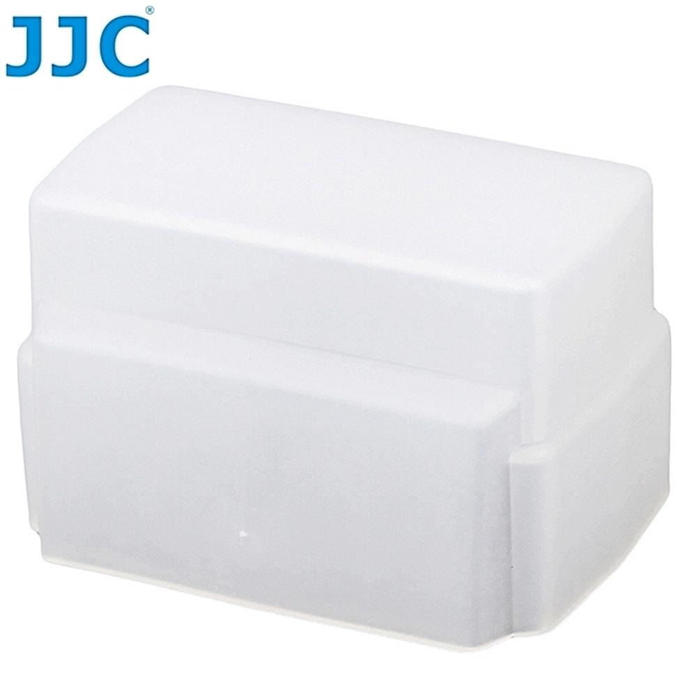 (白色)JJC尼康副廠Nikon肥皂盒機頂閃燈柔光盒SB-600肥皂盒FC-26D亦適Panasonic DMW-FL360E