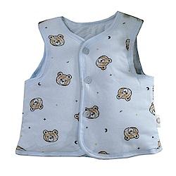 可愛熊鋪棉背心外套 k60808 魔法Baby