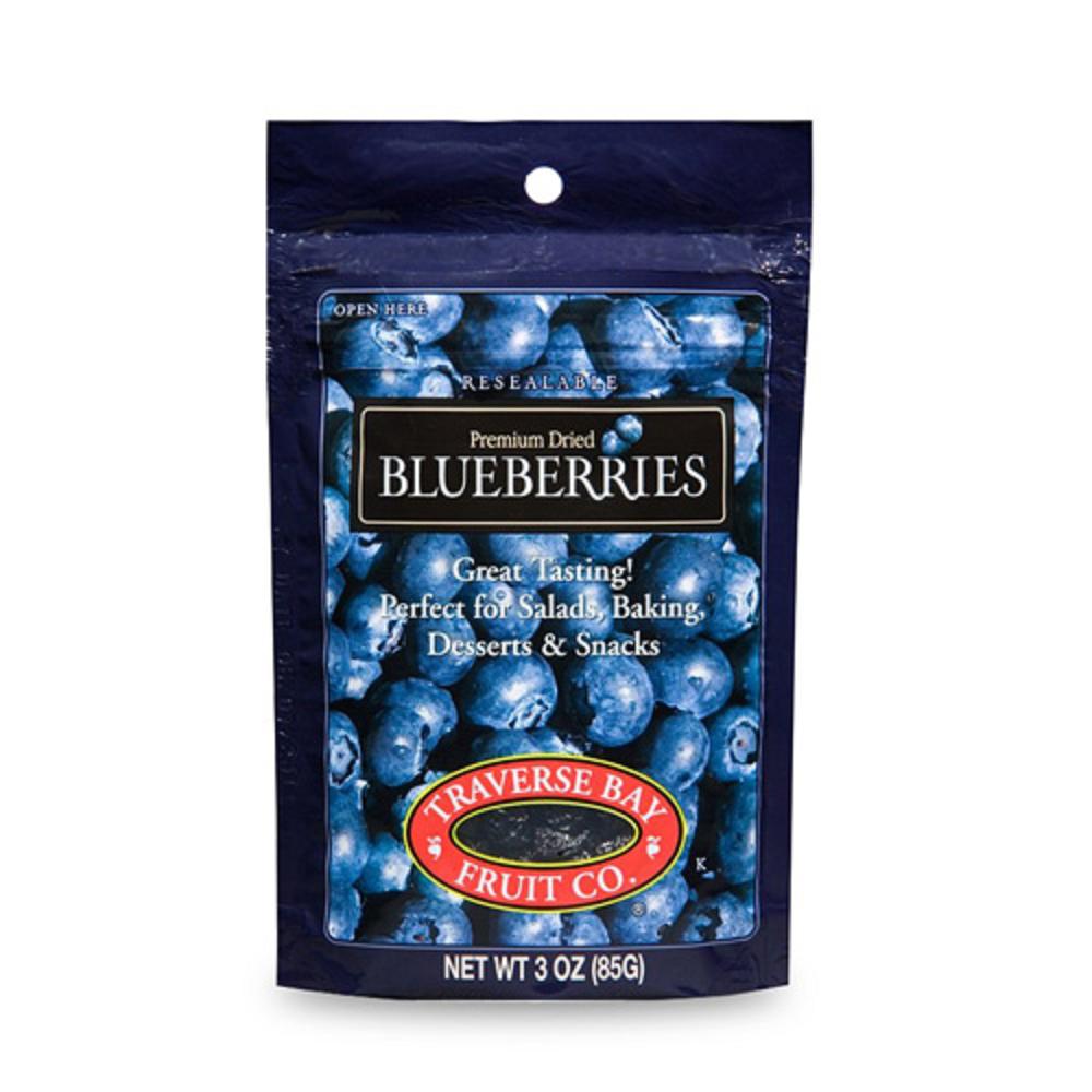 特拉佛斯 整顆天然藍莓乾(85g)
