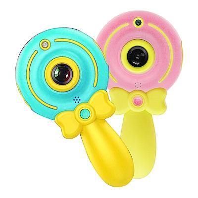 K7XW 魔法棒720P攝影雙鏡頭兒童數位相機