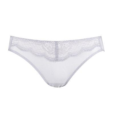 蕾黛絲-經典峰靡內衣搭配低腰內褲 M-EL 粉晶紫