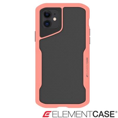 美國Element Case iPhone 11 Shadow 流線手感軍規殼 - 粉橘