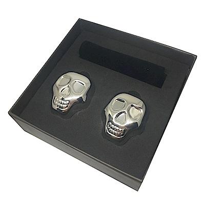 MAGIC CHILL冰晶悅物-304不鏽鋼環保冰塊組(二色+2入+防塵袋+收納盒)
