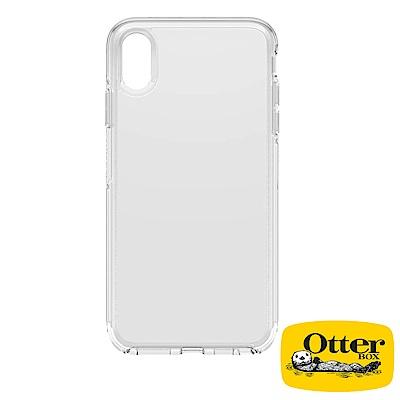 OtterBox iPhoneX iPhoneXS 炫彩幾何透明系列保護殼~ 晶透