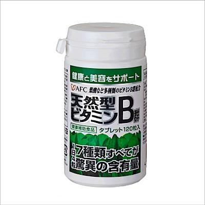 【AFC宇勝】AFC 天然B群錠狀食品 120粒/瓶