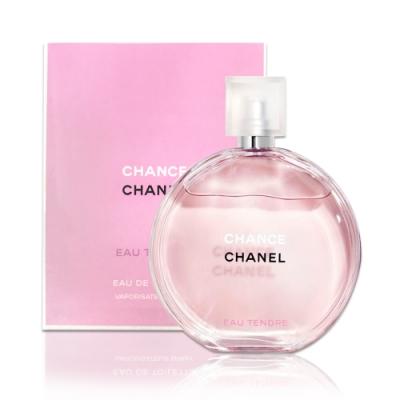 CHANEL香奈兒 CHANCE EAU TENDRE 粉紅甜蜜淡香水 100ml