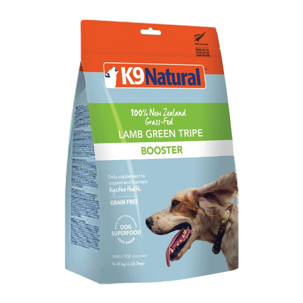 紐西蘭K9 Natural冷凍乾燥狗狗生食餐 羊肚 200G