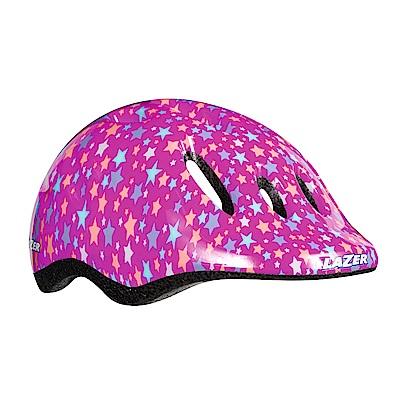 【LAZER】MAX+ 兒童用安全帽 紫色星星