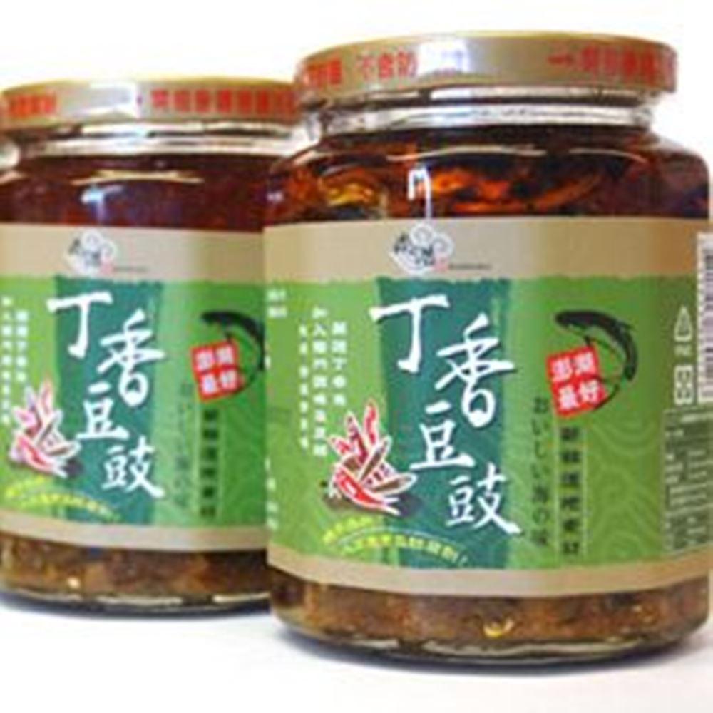 澎湖尚浩 丁香豆豉(450g/瓶)