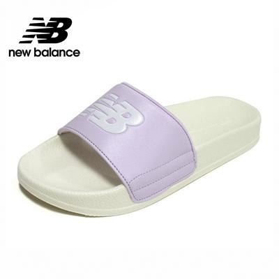【New Balance】韓國涼拖鞋_中性_奶油紫_SD1101IPP-M楦