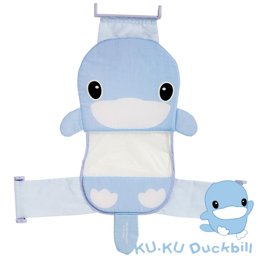 KU.KU酷咕鴨-造型可調式安全浴網(粉/藍) @ Y!購物