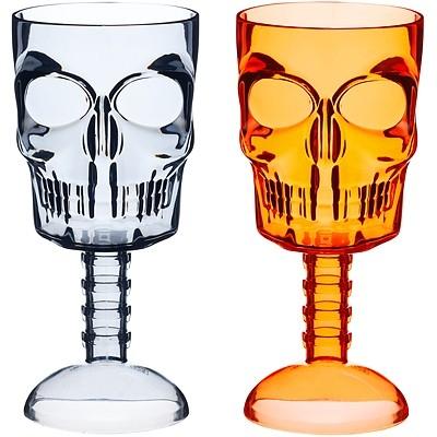 《KitchenCraft》Fred骷髏頭紅酒杯(350ml)