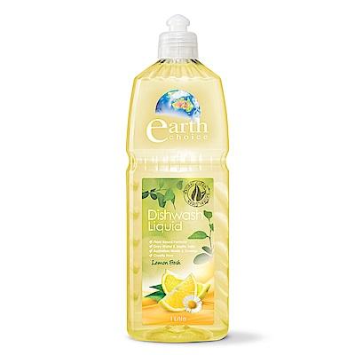 澳洲Natures Organics 植粹濃縮洗碗精(檸檬)1Lx3入