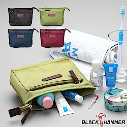 BLACK HAMMER 旅行盥洗包-黑