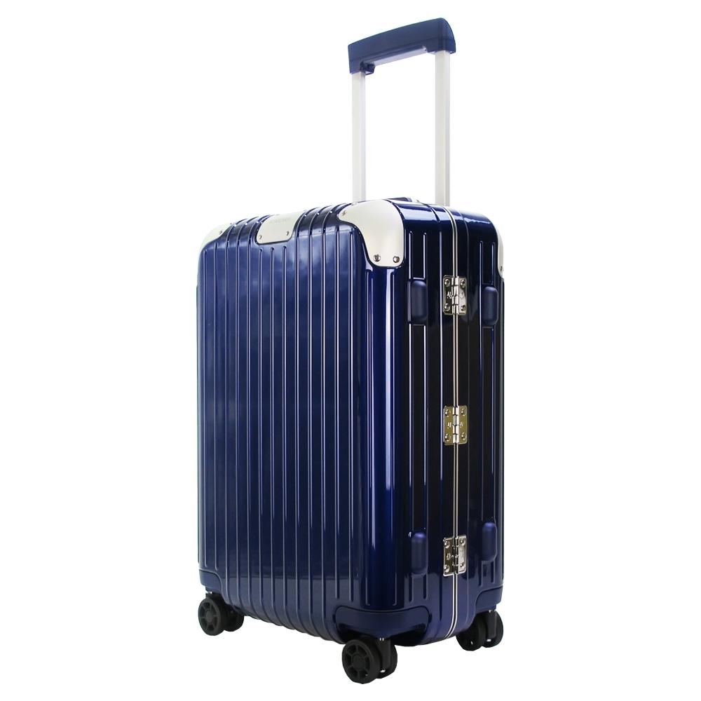 Rimowa HYBRID Cabin S 20吋標準登機箱(亮藍)