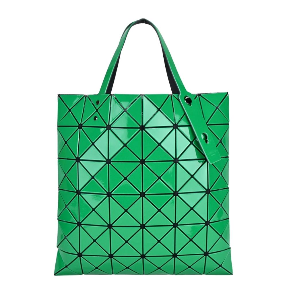 ISSEY MIYAKE 三宅一生 BAOBAO 6x6亮面手提包-三色 product image 1