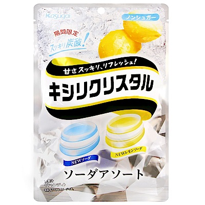 春日井 三星綜合汽水糖(67g)