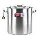 ZEBRA斑馬32公分不鏽鋼深型滷桶/湯鍋(32x32cm/25.7L) product thumbnail 1
